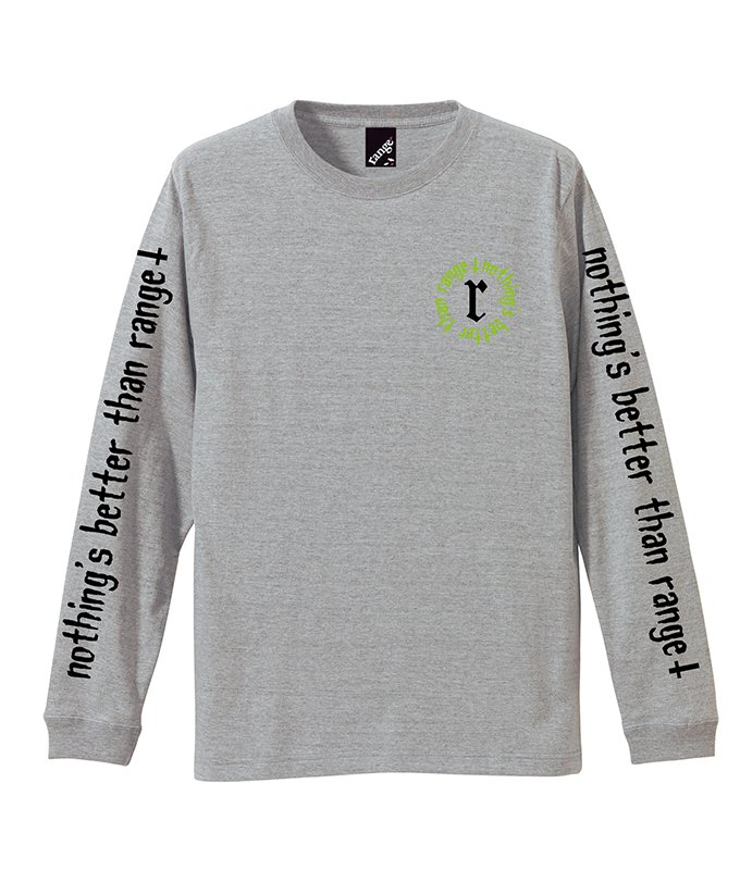nothing better than range★ L/S tee
