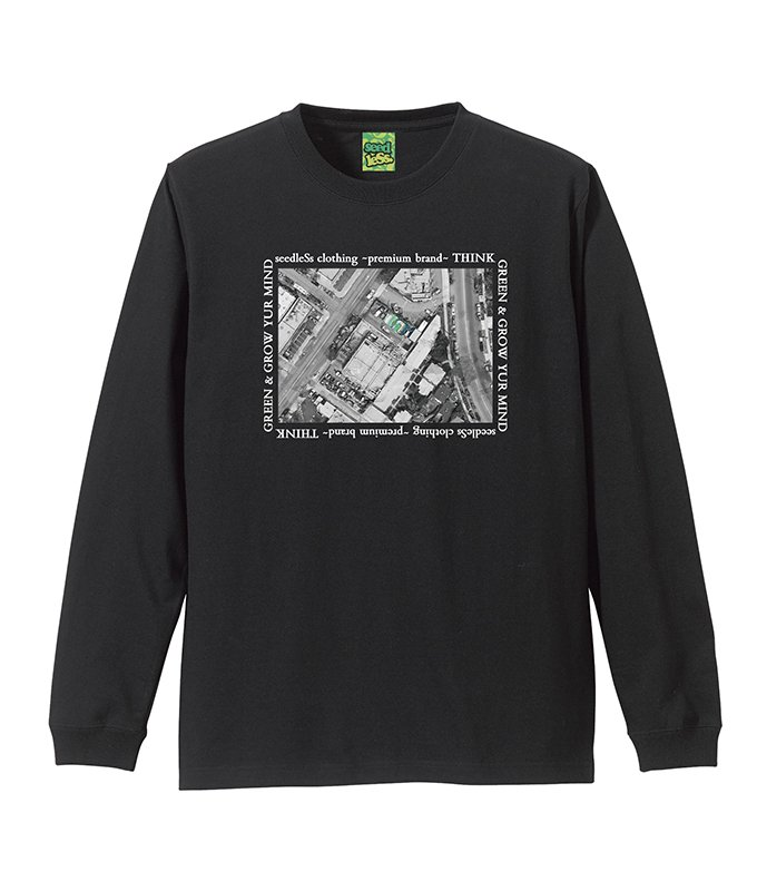 sd MAP L/S tee