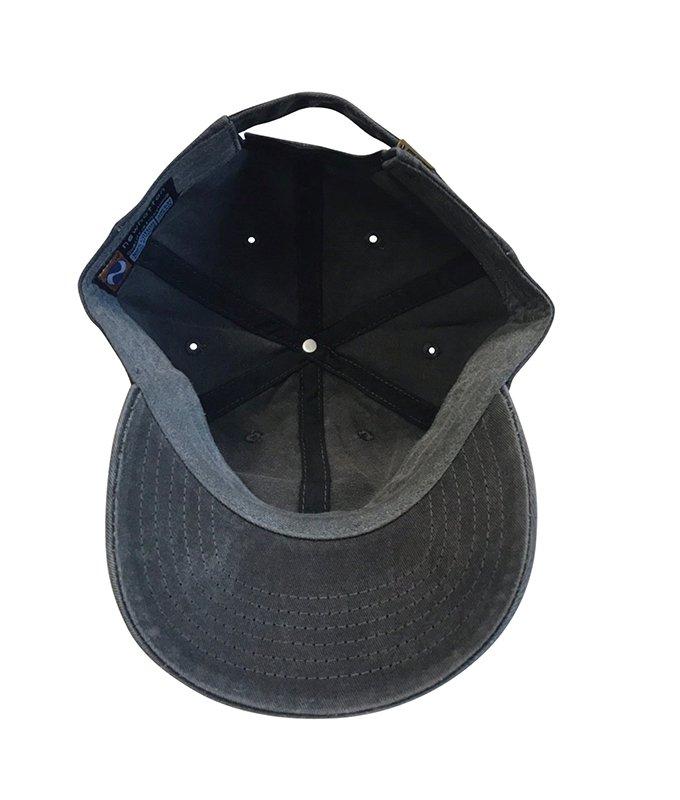 sd New Hattan bleached low cap