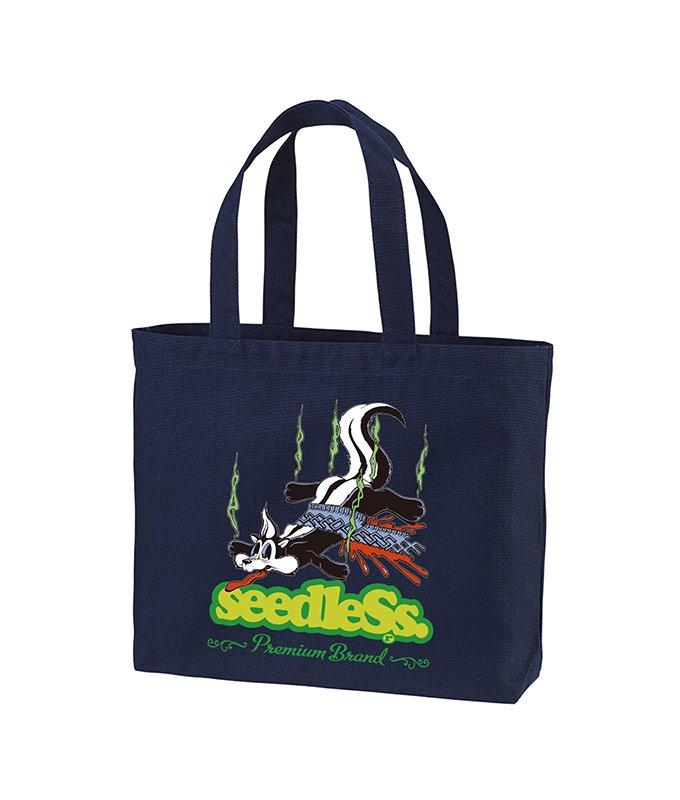skunk tote bagの商品イメージ
