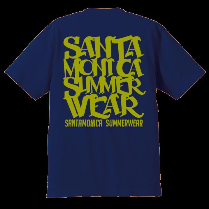 SANTAMONICA SUNSET S/S TEE