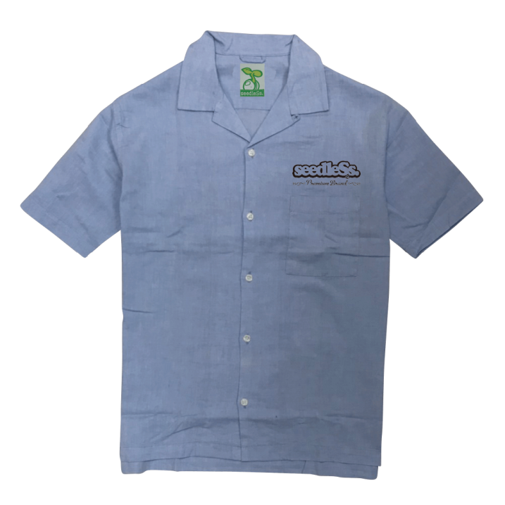 sd cotton/hemp open shirtsの商品イメージ