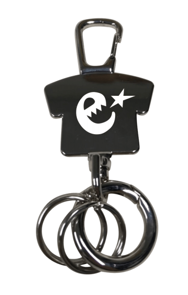 rg T-shirts key holder