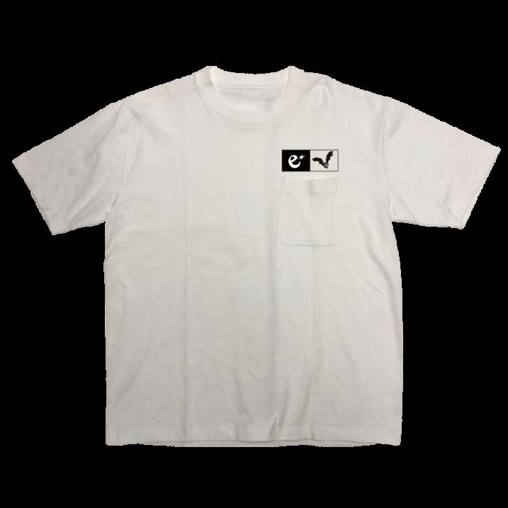 rg USA cotton pocket T