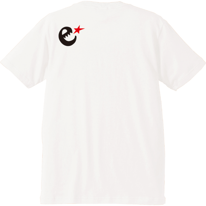 rg WA斎 logo s/s tee