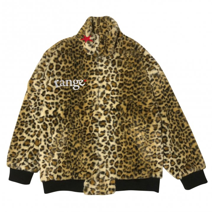 rg animal zip up jktの商品イメージ