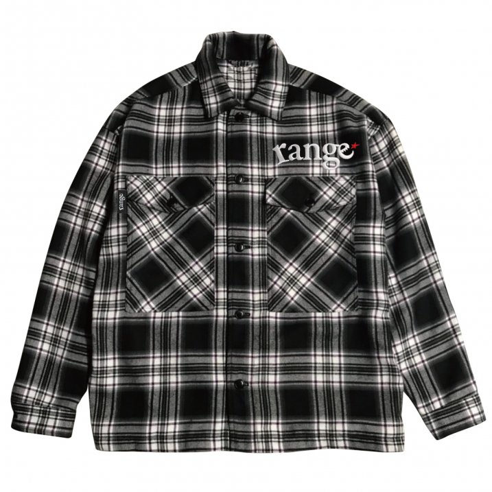 rg over size check shirtsの商品イメージ