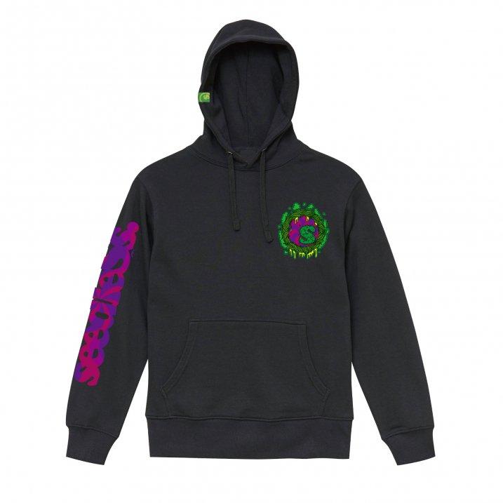 sd fluorescence leef hoodyの商品イメージ