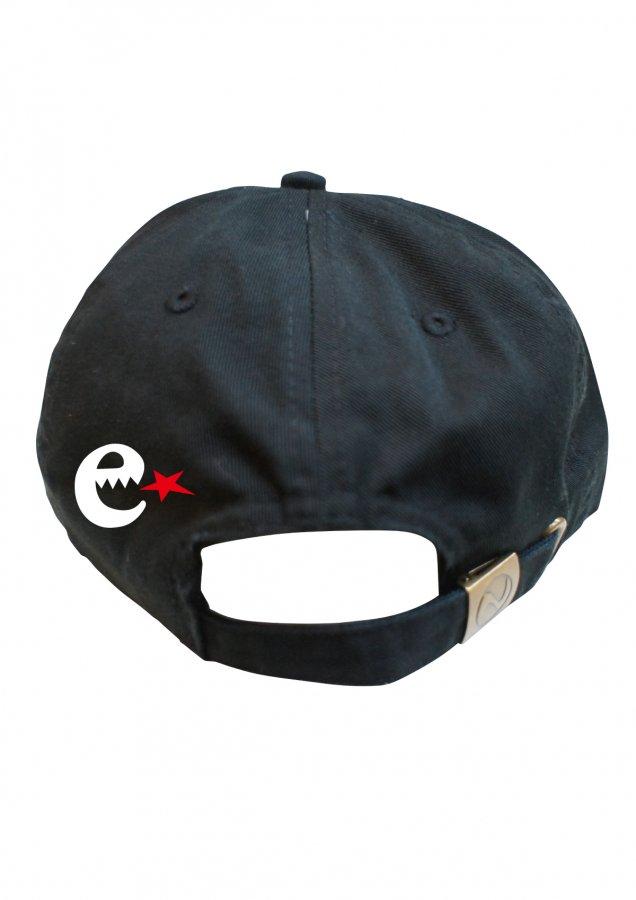 rg low cap with print collar