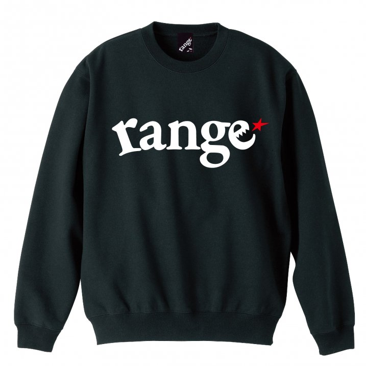 range super heavy weight 12.4oz crew neckの商品イメージ