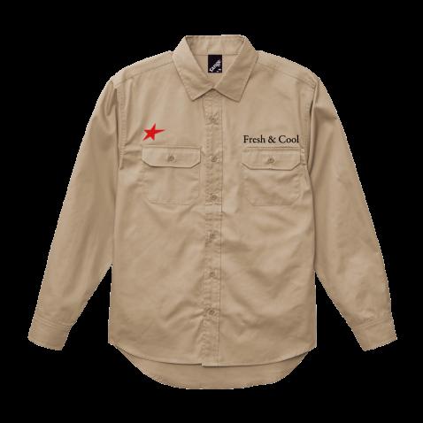 rg work L/S shirts