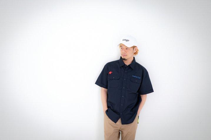 rg work S/S shirts