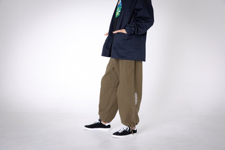 sd wide militaly pants