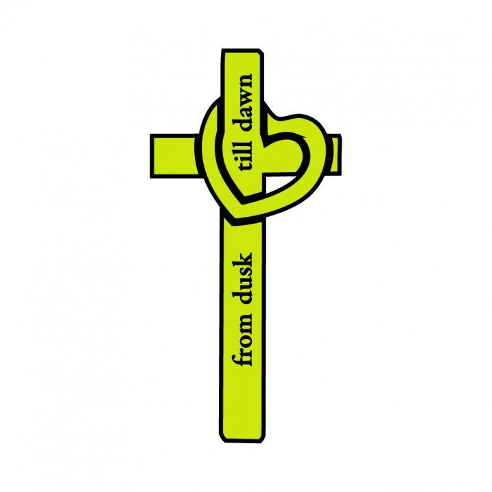 cross heart s/s tee