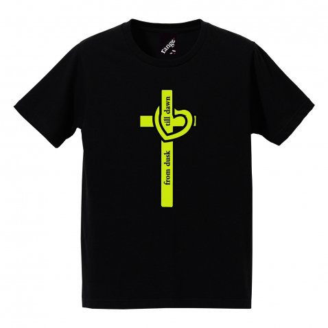 cross heart s/s tee