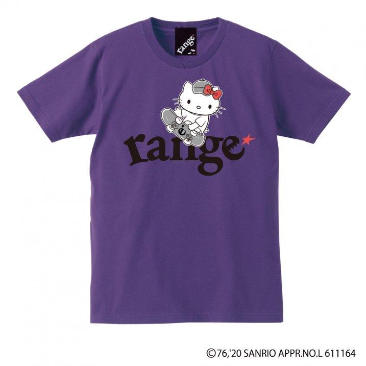 Hello Kitty skate s/s teeの商品イメージ