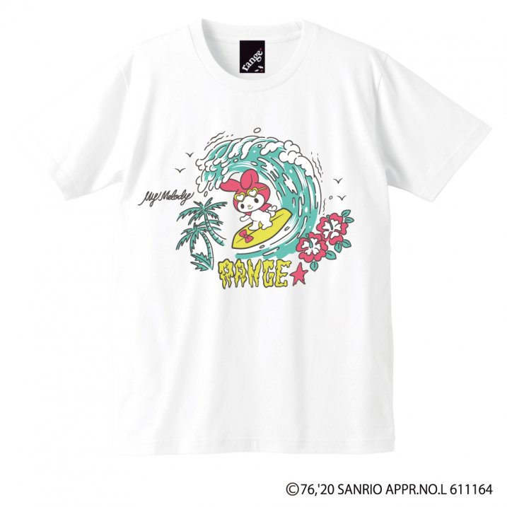 My Melody Surfin' s/s tee