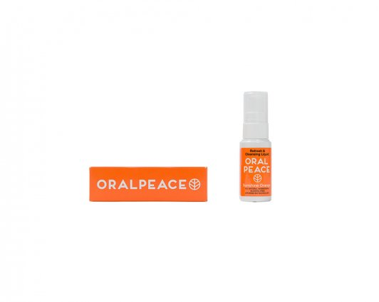 ORALPEACE Sunshine Orange Refresh & Cleansing Liquid  SUNSHINE ORANGE