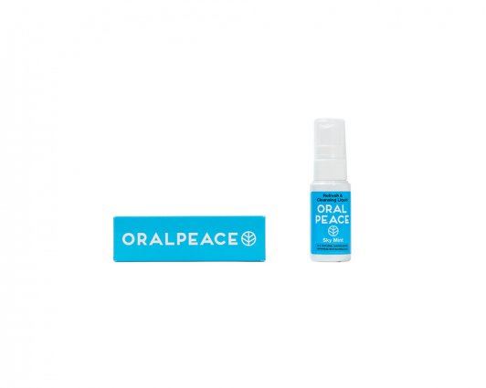 ORALPEACE Sky Mint Refresh & Cleansing Liquid  SKY MINT