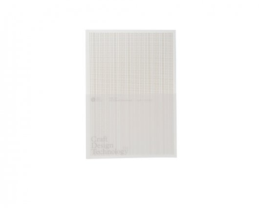 Craft Design Technology A5 Lined Notebook GREY