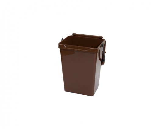 PUEBCO Plastic Trash Can 35L