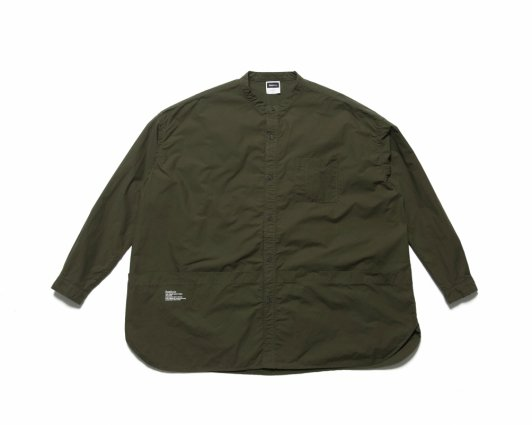 Tool Pocket Utility Shirt