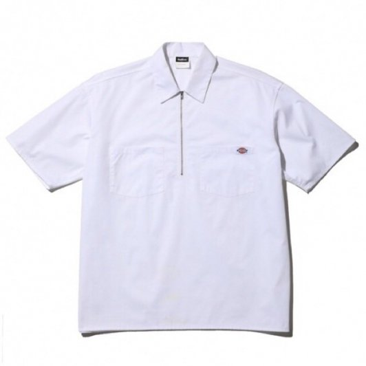 【SALE】Dickies × FreshService Short Sleeve 1/2 Zip