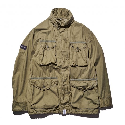 "DESCENDANT ""BALBOA WEATHER JACKET"""