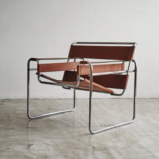 """Wassily chair"" Marcel Breuer / Gavina"