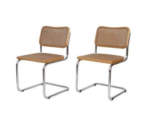 "Marcel Breuer ""Cesca chair""made by Gavina"