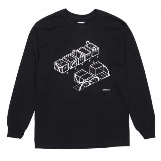 FreshService<br>L/S  Tee