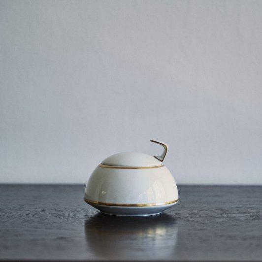 WALTER GROPIUS  Rosenthal Sugar Pot
