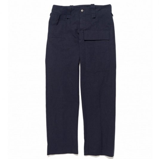 Bergfabel<br>worker pants heavy cotton navy
