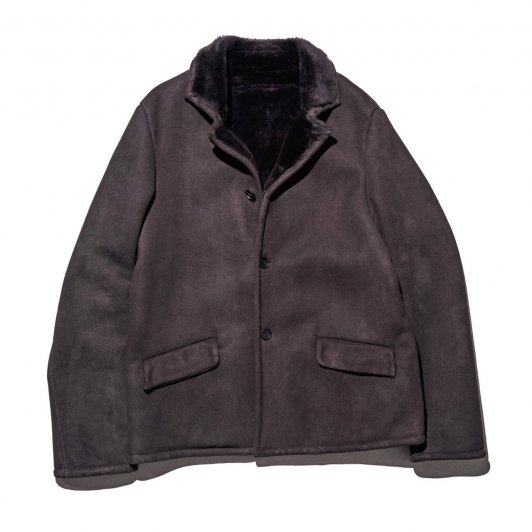 Bergfabel<br>sherling worker jacket