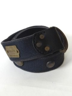 GH DOUBLE RING-BELT[STUDS]
