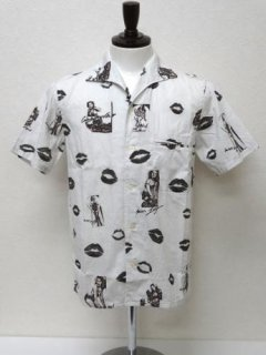 LIPS-SHORT SLEEVE SHIRTS