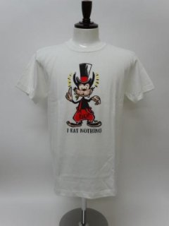 T.L.P WOLF AIR-BRUSH T-SHIRTS[ポスター付き]