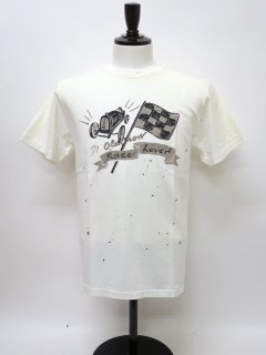 RACE LOVER-S/S T-SHIRTS