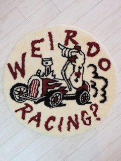 WRD ROD-FLOOR MAT[WEIRDO RACING?]