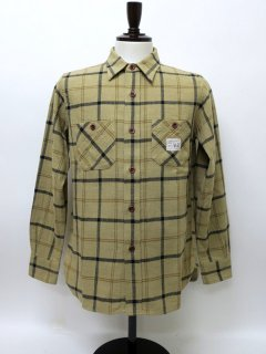 OLD CHECK-L/S SHIRTS