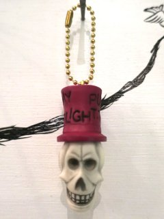 SEVERED HEAD KEY-CHAIN