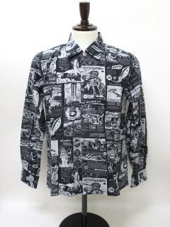 SPACE PAPER - L/S SHIRTS