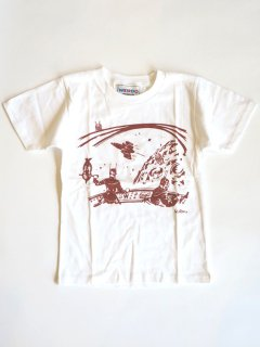 ATOMIC SPACE-KIDS T-SHIRTS[A]