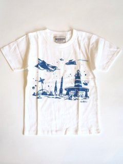ATOMIC SPACE-KIDS T-SHIRTS[B]