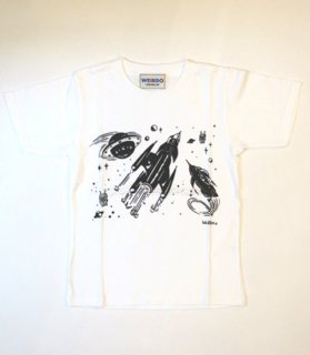 ATOMIC SPACE-KIDS T-SHIRTS[D]