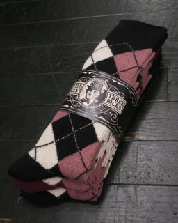 ARGYLE SOX SET[3足SET]