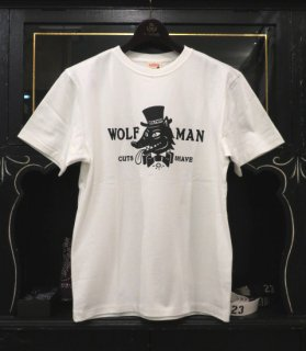 [GLAD HAND x WOLFMAN] WOLFMAN LOGO - S/S T-SHIRTS