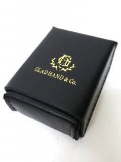 GH LEATHER-CIGARETTE CASE[BLACK]