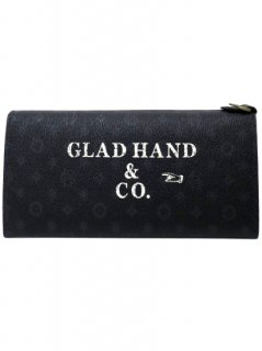 <img class='new_mark_img1' src='//img.shop-pro.jp/img/new/icons14.gif' style='border:none;display:inline;margin:0px;padding:0px;width:auto;' />PORTER×GLAD HAND - BELONGINGS WALLET[FAMILY CREST SP]