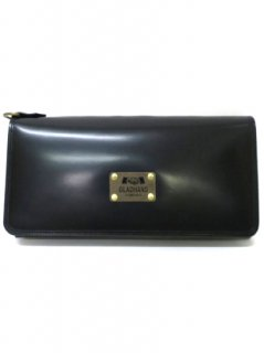 <img class='new_mark_img1' src='//img.shop-pro.jp/img/new/icons14.gif' style='border:none;display:inline;margin:0px;padding:0px;width:auto;' />PORTER×GLAD HAND - BELONGINGS WALLET[BLACK]